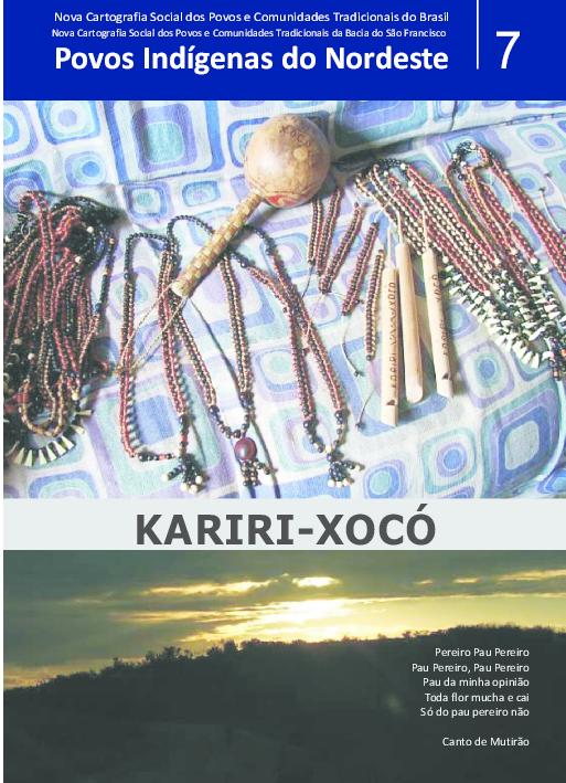 07 - Kariri Xocó
