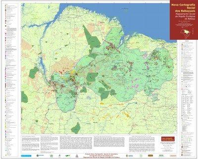 MAPA - Nova Cartografia Social dos Babaçuais - 2018