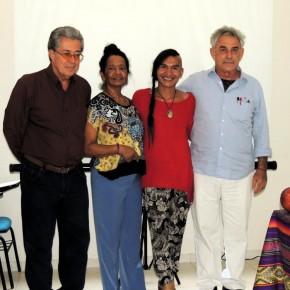 DEFESA DA DISSERTAÇÃO NO PROGRAMA DE PÓS-GRADUAÇÃO EM CARTOGRAFIA SOCIAL E POLÍTICA DA AMAZONIA – PPGCSPA/ UEMA INTITULADA ALLPAMANDA, KAWSAYMANDA, JATARISHUN ALLMPAMANDA MUSKUYKUNA TUPARISHKA