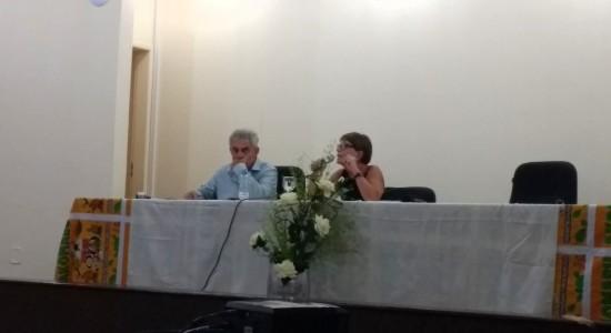 """Palestra """"Licenciamento ambiental e seus efeitos"""" por Dra. Deborah Duprat no Seminário Internacional """"Mega Empreendimentos, atos de estados e povos e comunidades tradicionais"""" em 18/10/2016"""