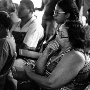 Audiência pública para debater a remoção compulsória dos moradores da comunidade do Cajueiro para implantação de um terminal portuário privado – São Luís, Maranhão