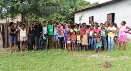 Cooperação técnica e acadêmica entre Brasil e Quênia: quenianos visitam comunidades no território quilombola Camaputiua em Cajari – MA