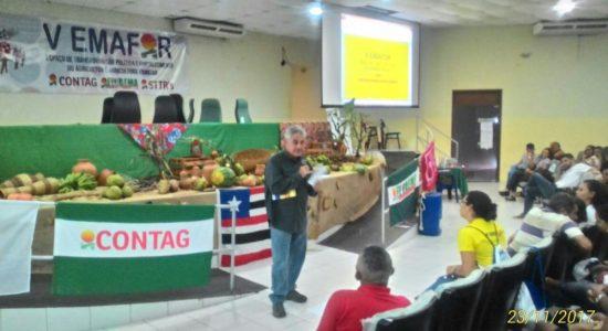 V  ENCONTRO MARANHENSE DE FORMAÇÃO SINDICAL/EMAFOR