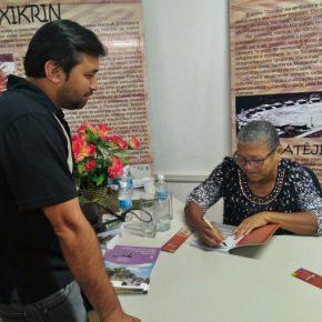 A identidade das Quebradeiras e a Política como prática de vida retratadas no livro de Cledeneuza Maria Bizerra  Oliveira, lançado na IV Semana Pan-Amazônica realizada na UNIFESSPA