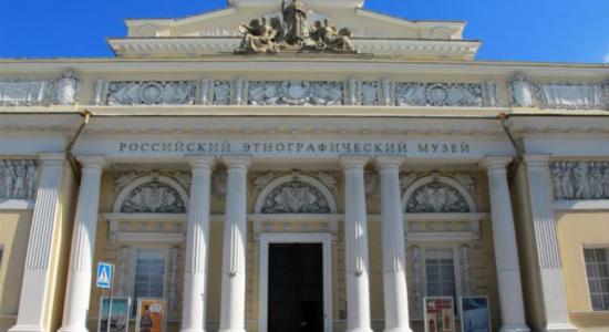 Informativo técnico PNCSA Nº 26 pesquisadora do PNCSA visita Museu Russo de Etnografia em São Petersburgo, Rússia