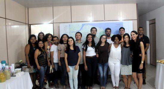 Curso do software ArcGIS é realizado no âmbito do Projeto Brasil Central