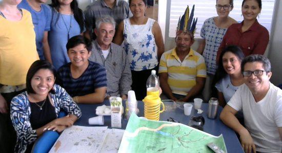 PNCSA RECEBE VISITA DA REPRESENTANTE DA KOOPERATION BRASILIEN (KoBra), UTA GRUNERT