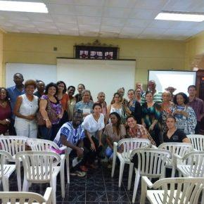 Cartografia Social en Cuba -  Eventos en Abril de 2018