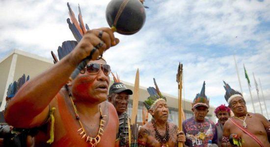 Morte de Jorge Guajajara na Terra Indígena Araribóia, Maranhão