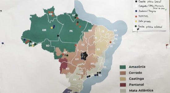 Entre os dias 31 de julho e 02 de agosto de 2018 ocorreu, em Brasília, a 5ª Oficina para desenvolvimento da metodologia de avaliação das salvaguardas de REDD+