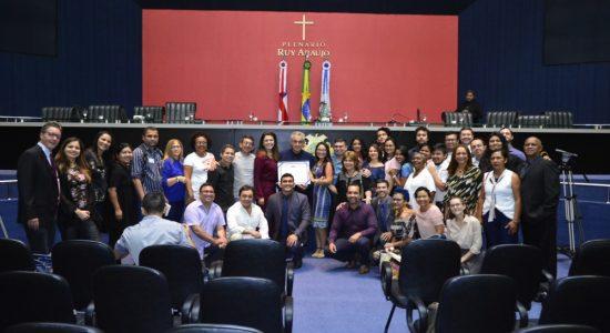 Antropólogo Alfredo Wagner recebe título de Cidadão do Amazonas | ALEAM