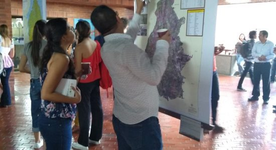 EXPOSIÇÃO DE MAPAS E CROQUIS DE POVOS E COMUNIDADES TRADICIONAIS