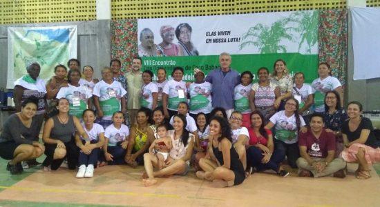 Resistência nos babaçuais – VIII Encontrão das Mulheres Quebradeiras de Coco Babaçu, em São Domingos Araguaia Pará