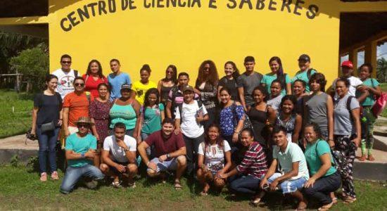 Centro de Ciência e Saberes em Pau Furado recebe visitantes e debate sobre programação do semestre e modos de cooperação