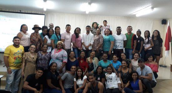 Gestão da Comunicação: Práticas e Direitos dos Povos e Comunidades Tradicionais. Minicurso e Seminário realizado na UFPA-Campus de Soure