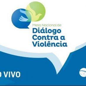 Ato de Lançamento da Mesa Nacional de Diálogo contra a Violência com a participação da SBPC