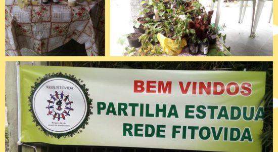 33º Encontro Estadual da Partilha da Rede Fitovida, realizado no bairro de Campo Grande no Rio de Janeiro, em 14 de setembro de 2019