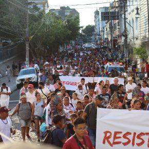 V MARCHA DOS POVOS INDÍGENAS DO AMAZONAS
