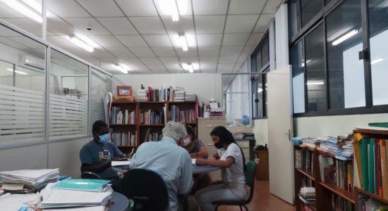 REUNIÃO ESTRUTURANTE PROJETO MINILABORATÓRIOS DE CARTOGRAFIA SOCIAL E TÉCNICAS DE GESTÃO TERRITORIAL NO AMAZONAS